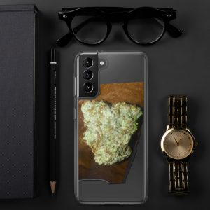 Nug Life Samsung Case by the wonder Dawg